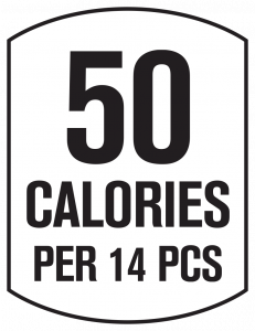 Example of FDA Compliant Calorie Sticker