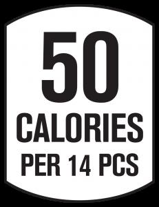 Example of FDA Compliant Calorie Sticker